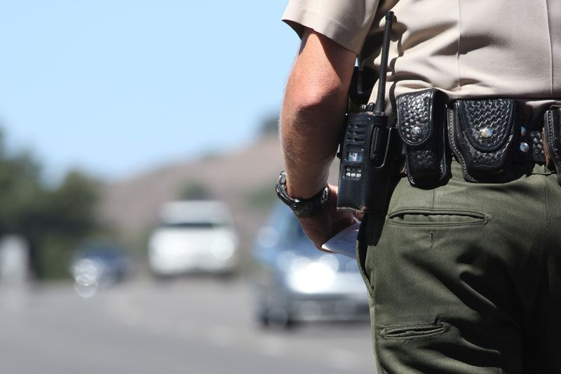 why you should file a police report after a car accident