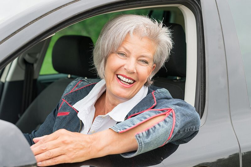 Indications that It's Time for Seniors to Stop Driving, signs that it's time to stop driving