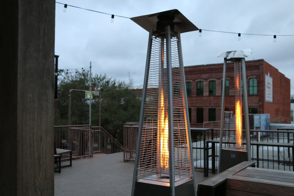 tips for outdoor patio heaters