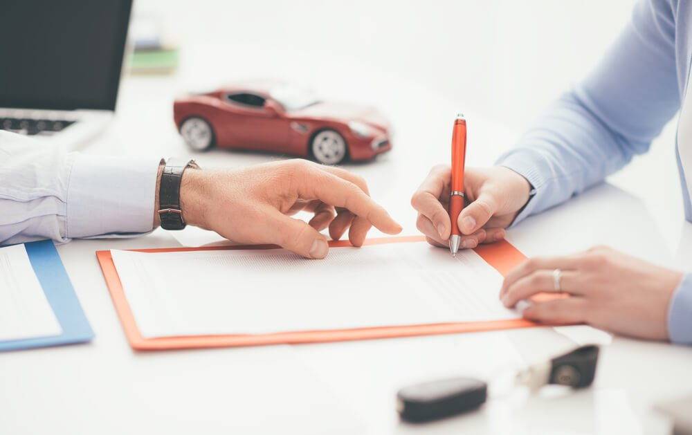 Relationship between commercial auto insurance and personal driving