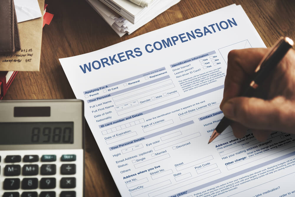 Workers compensation settlement